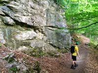The E4 trail
