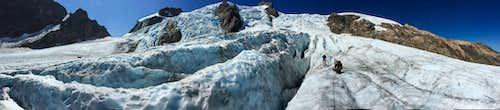 Glacier Pano