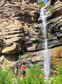Chipeta Falls
