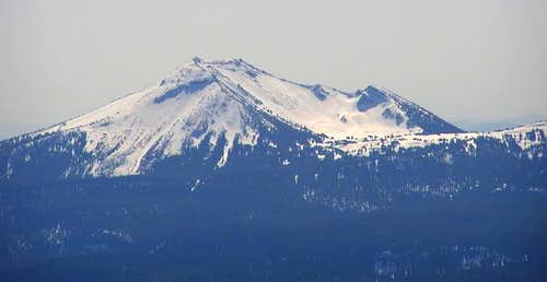 Mt. Scott as seen from the...