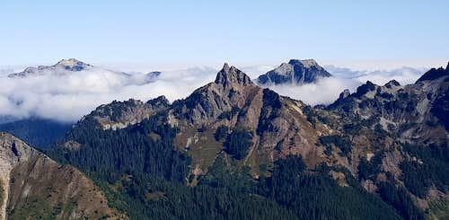 Alta Summit - Huckleberry Mountain