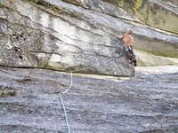 Fantasia, 5.9R, 3 Pitches