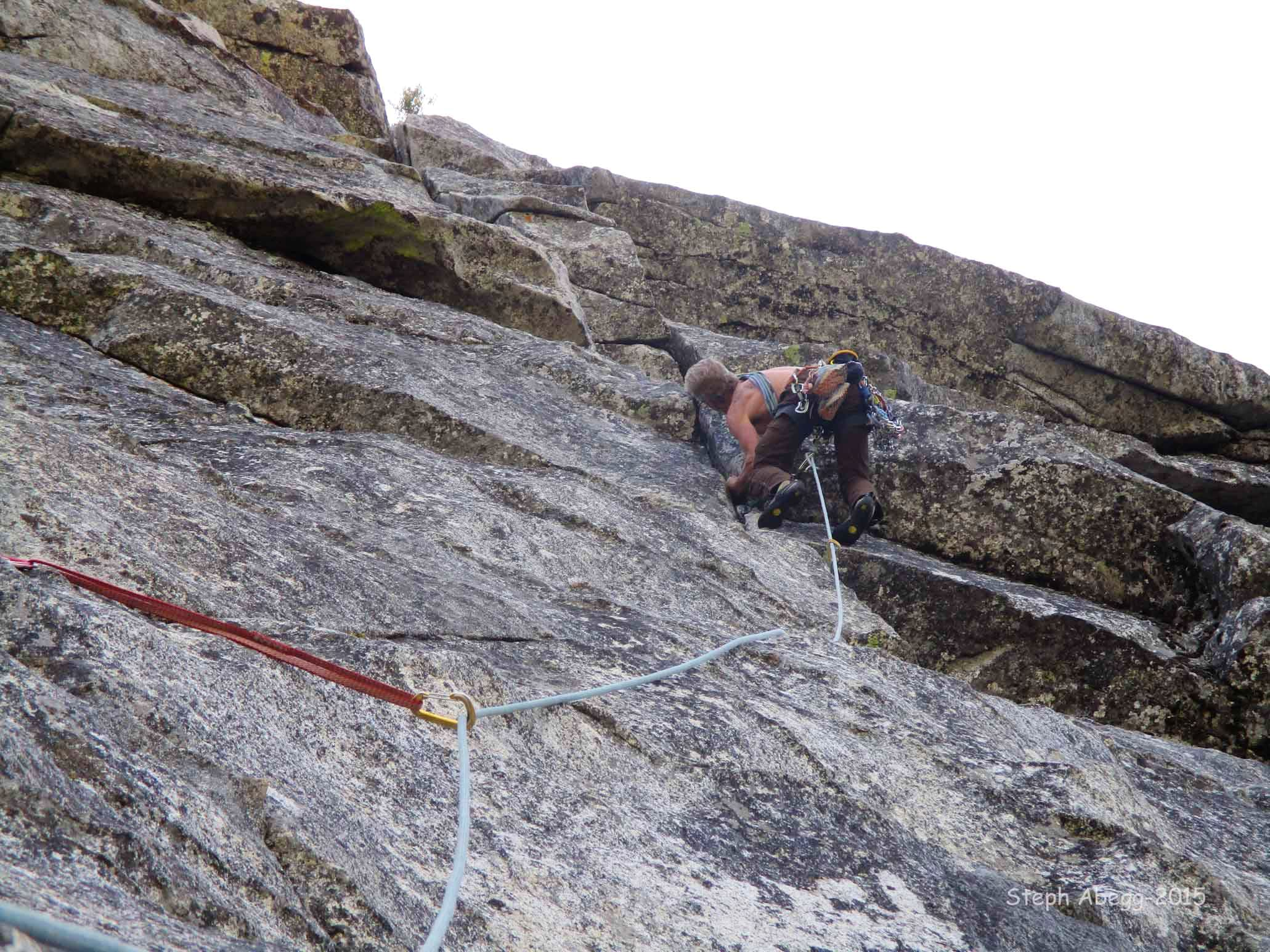Scimitar, 5.9, 3 Pitches