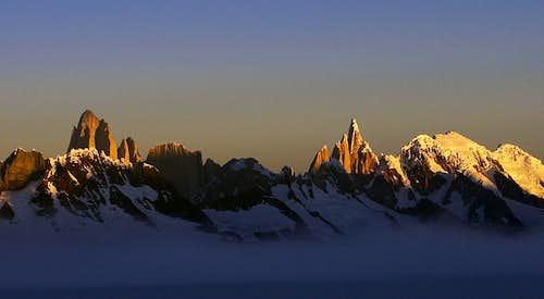 Cerro Torre - western view