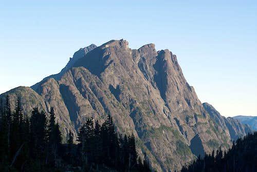 Elkhorn Mountain South, Strathcona Park, Vancouver Island Alps
