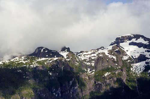 Mt Filberg, Strathcona Park, Vancouver Island Alps