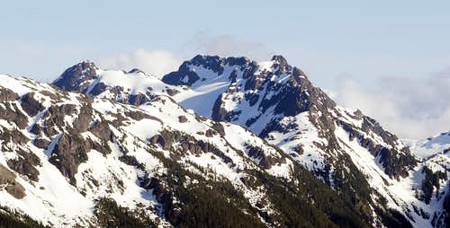 Ell Piveto Mountain, Strathcona Park, Vancouver Island