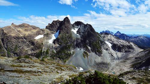 Rambler Peak, Strathcona Park, Vancouver Island