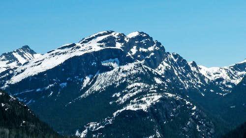 Mt Mitchell, Strathcona Park, Vancouver Island