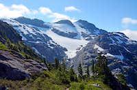 Big Interior Mountain, Strathcona Park, Vancouver Island Alps