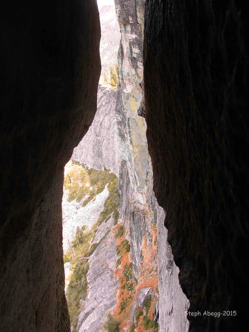 Eeyore's Enigma, 5.10, 4 Pitches
