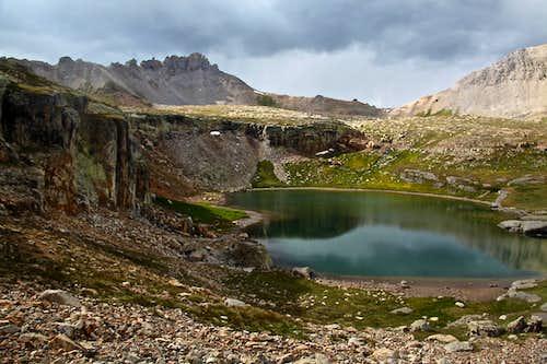 King Bullion Lake