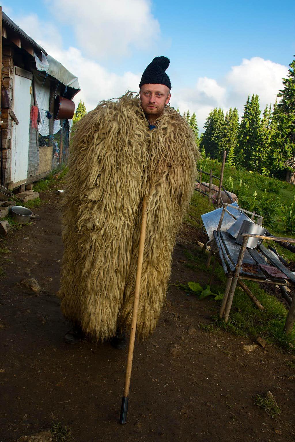 Carpathian Traverse 2015