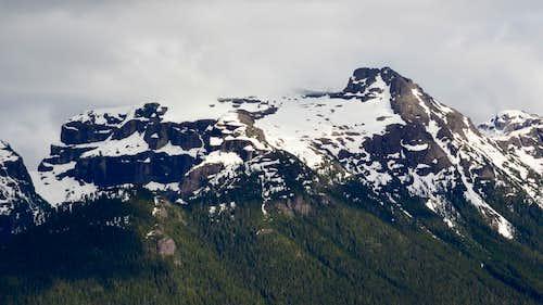 Mt Cobb, Strathcona Park, Vancouver Island