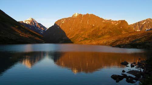 Eagle Peak and Mount Ewe - Chugach State Park 2015