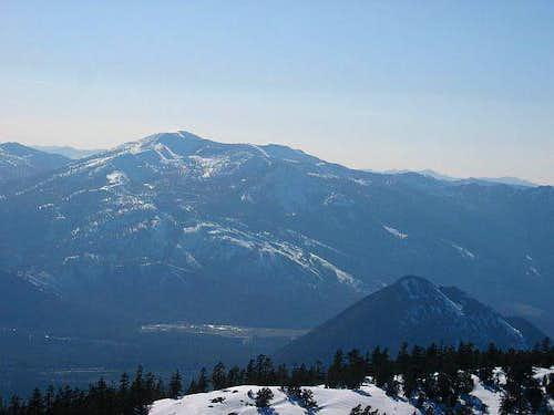 Mt. Eddy (& Black Butte in...