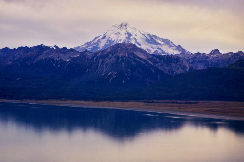 Mt. Redoubt (Aleutian Range)