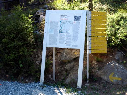 Mines of St. Marcel Valley (Iron Copper & Manganese)