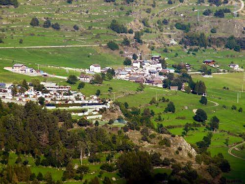 Low N Valley / C-1 La Magdeleine Resort by West 2015