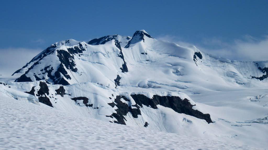 Unnamed 4,236 foot peak
