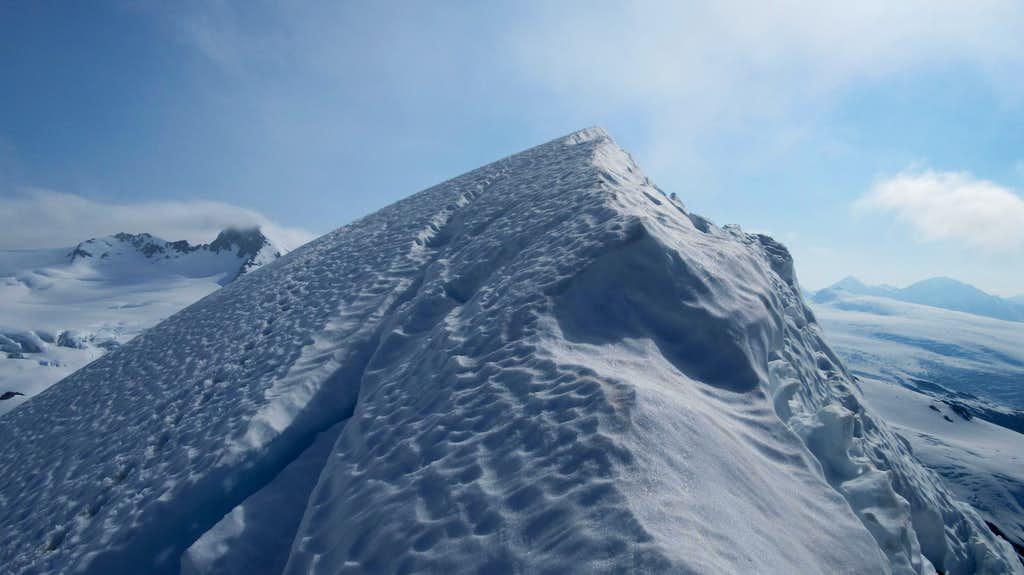Summit of Jatt Peak