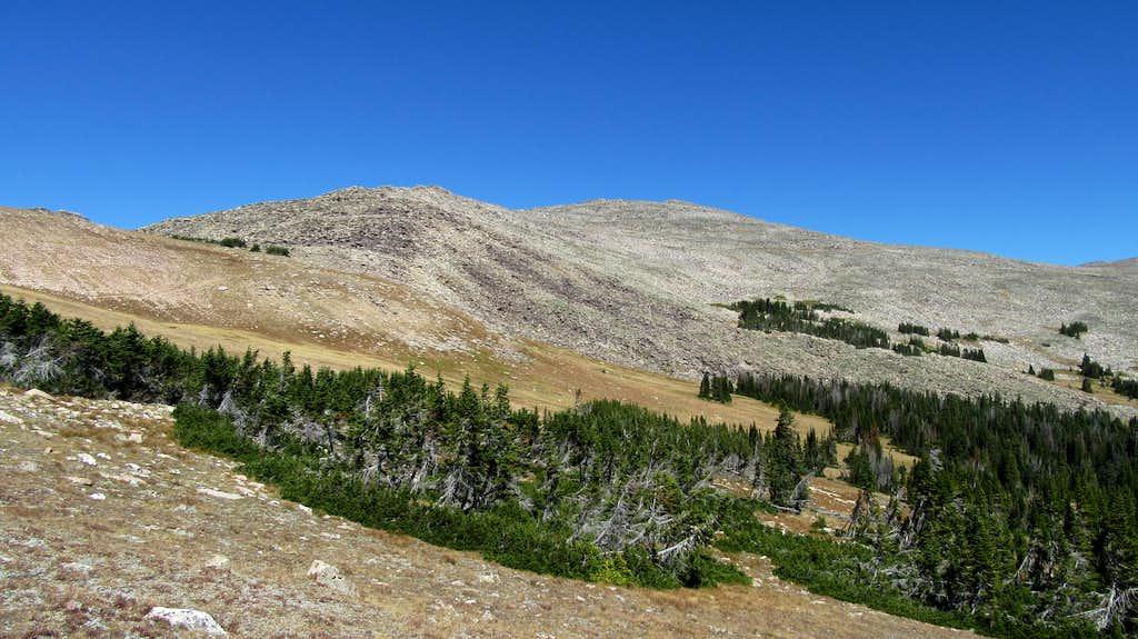 Hiking Loaf Mountain