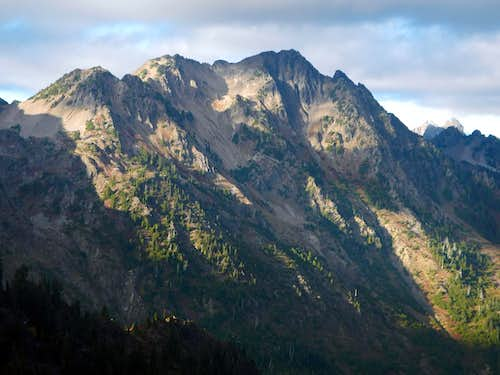 Mount Skokomish South Face