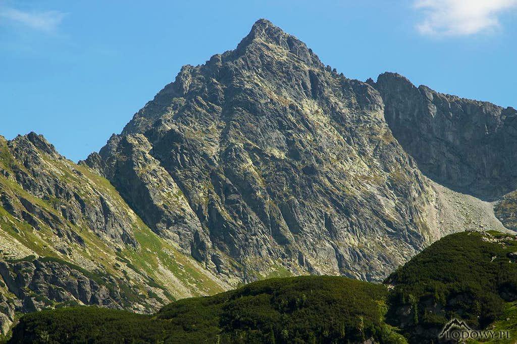 Mount Cubryna - High Tatras
