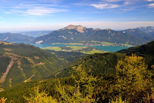 View from Wieslerhorn