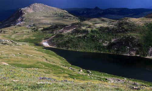 Tibbs Butte