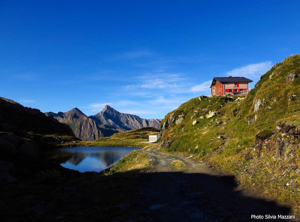 Passo di Vizze - Pfitscher Joch hut