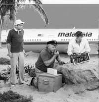Discovered on Gilligan's Island!