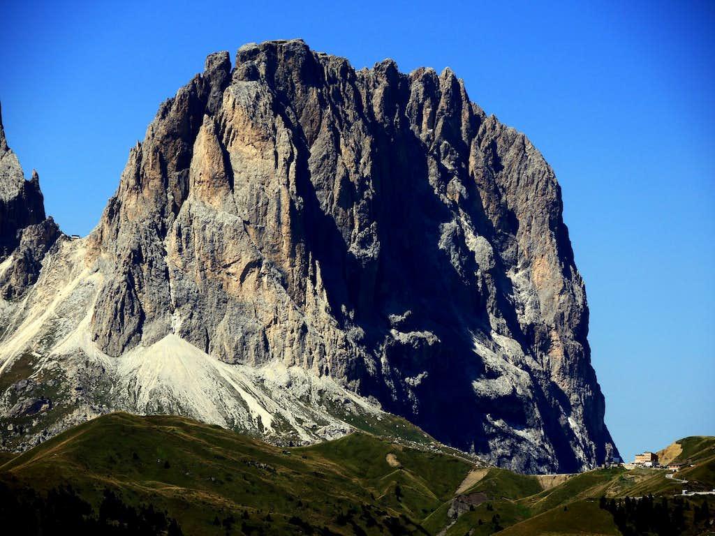 Majestic Sassolungo
