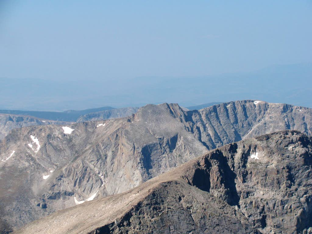 North Face of Mount Alice