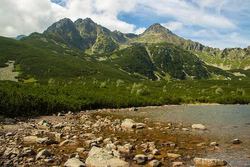 Mt.Jahnaci Stit from Biele plesa