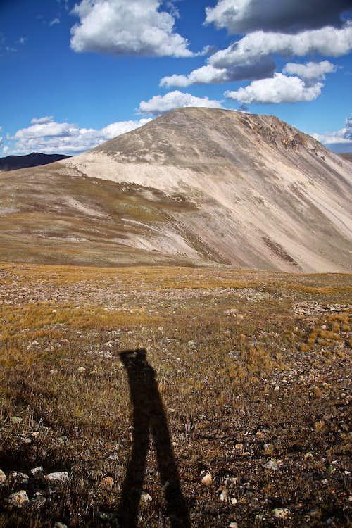 Greenhalgh Mountain