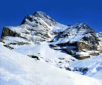 Eiger West Face - Usual...