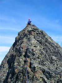 Pax near the Summit