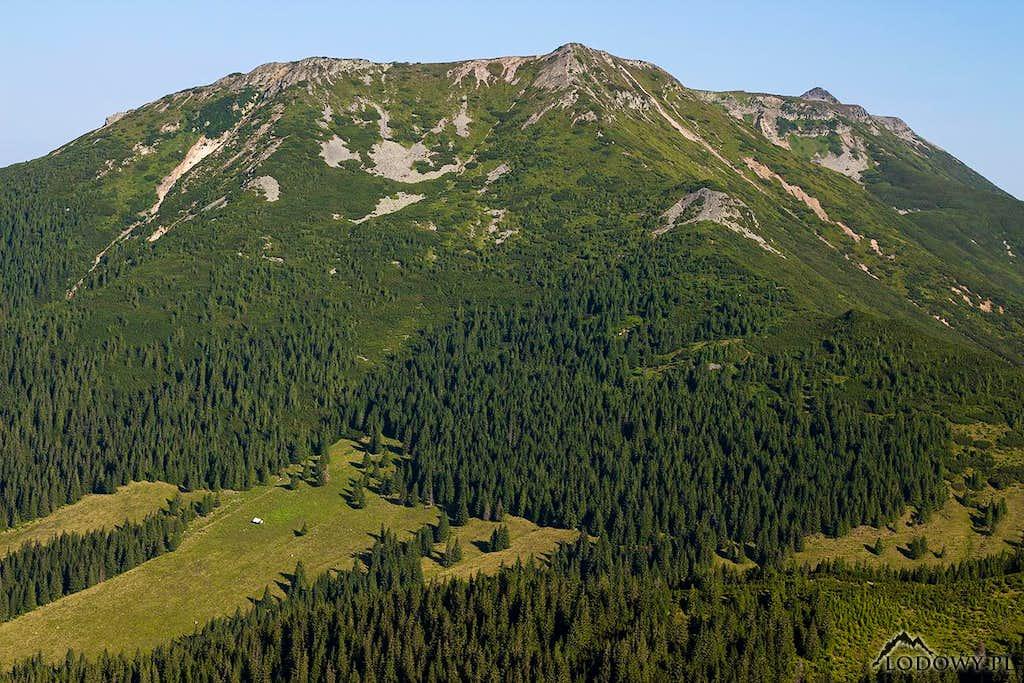Mount Pietrosul - Calimani mtns.