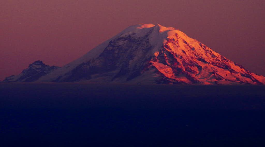 Rainier from the Space Needle