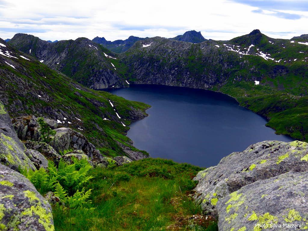 Lake Nøkkvatnet