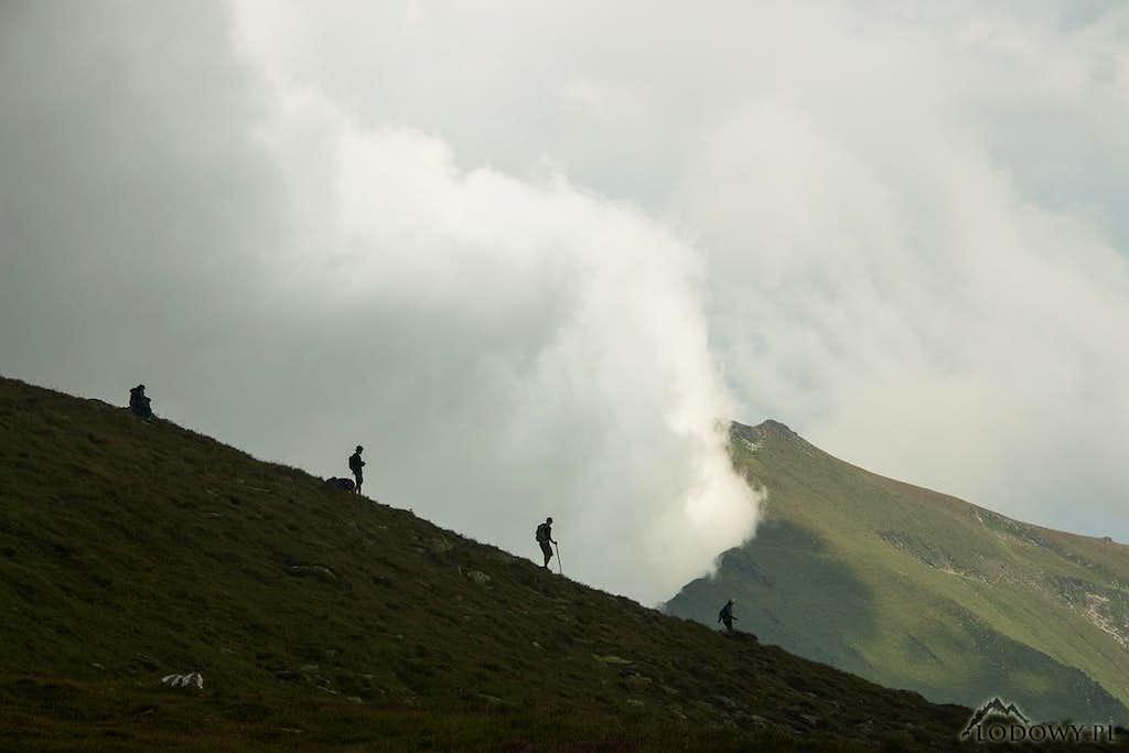 On Rodnei ridge