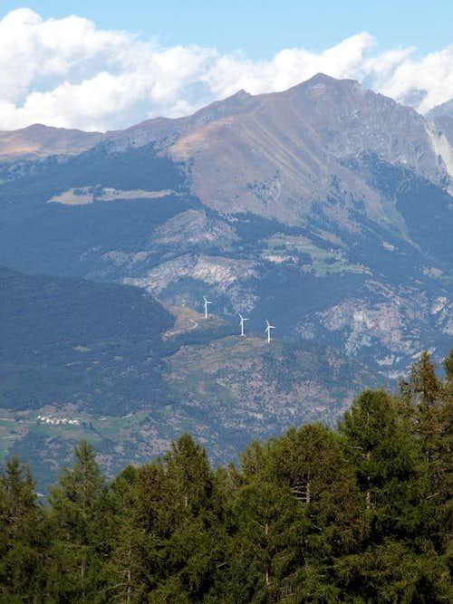 Tour de Saint'Evence St. Denis Area & Zerbion 2015