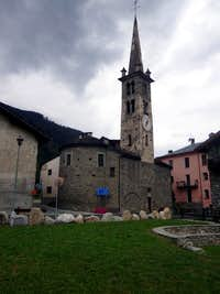 (Valdigne) / D-1 Derby Church with Bell Tower 2015