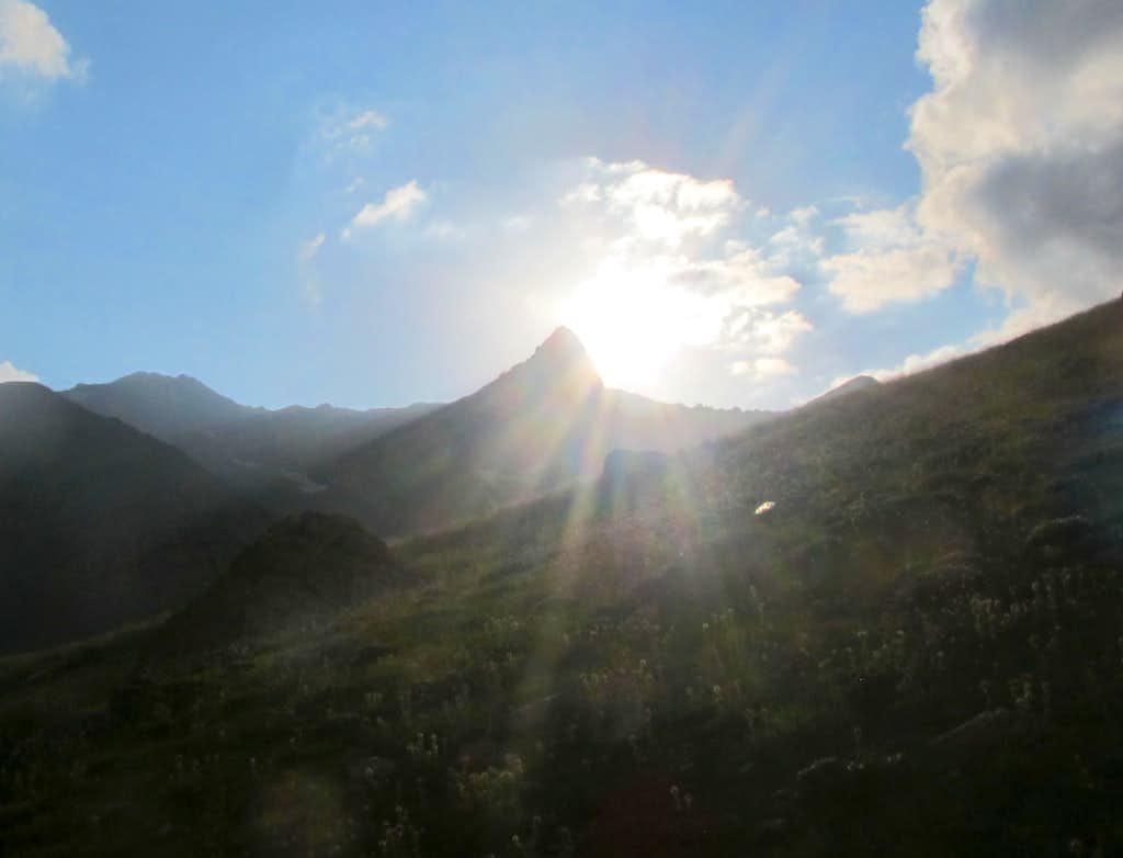 Menar Peak