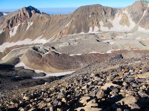 Khersan Glacier