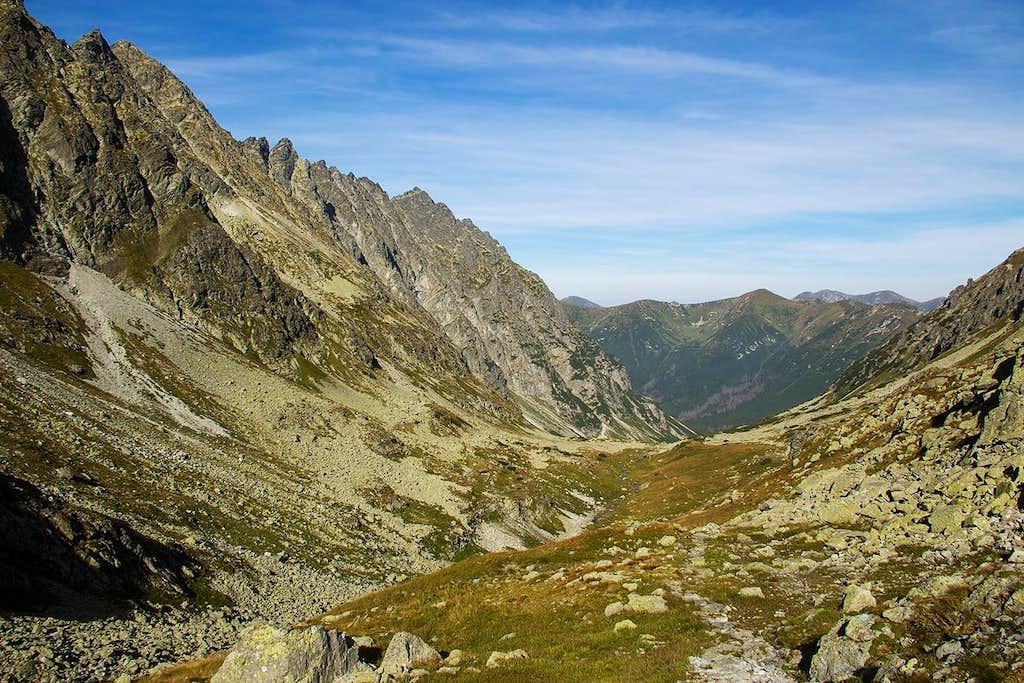 Hlinska valley