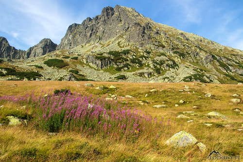 Mt.Kozi Wierch - High Tatras