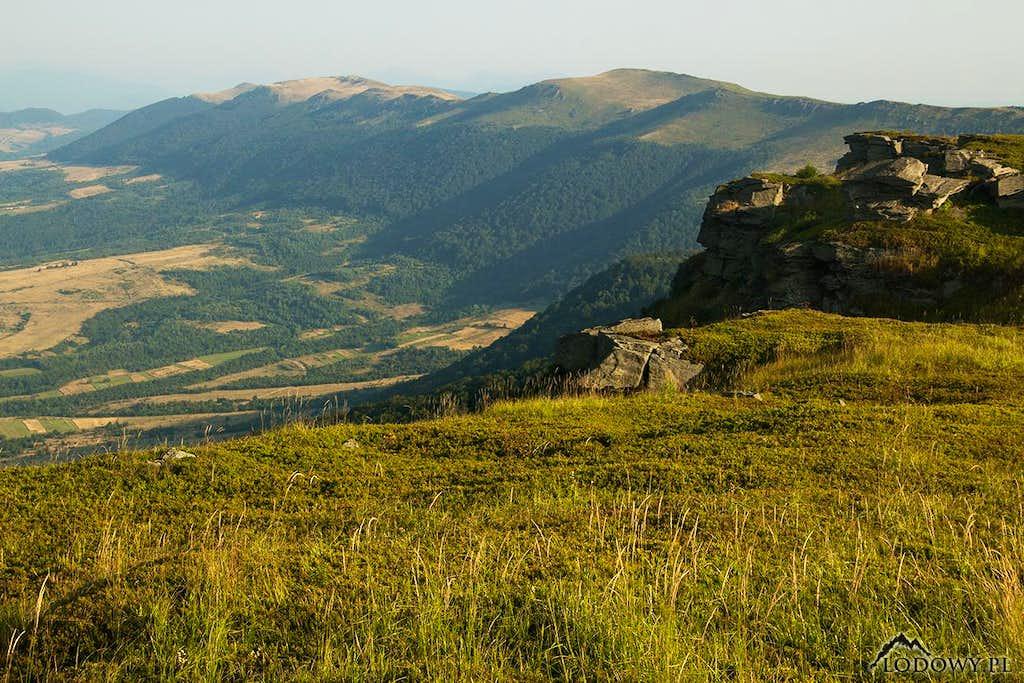Mt.Starostyna - Eastern Bieszczady