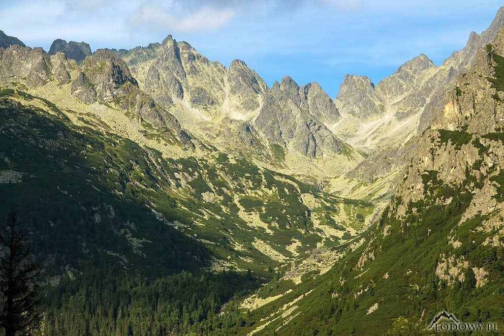 Zlomiska valley - High Tatras